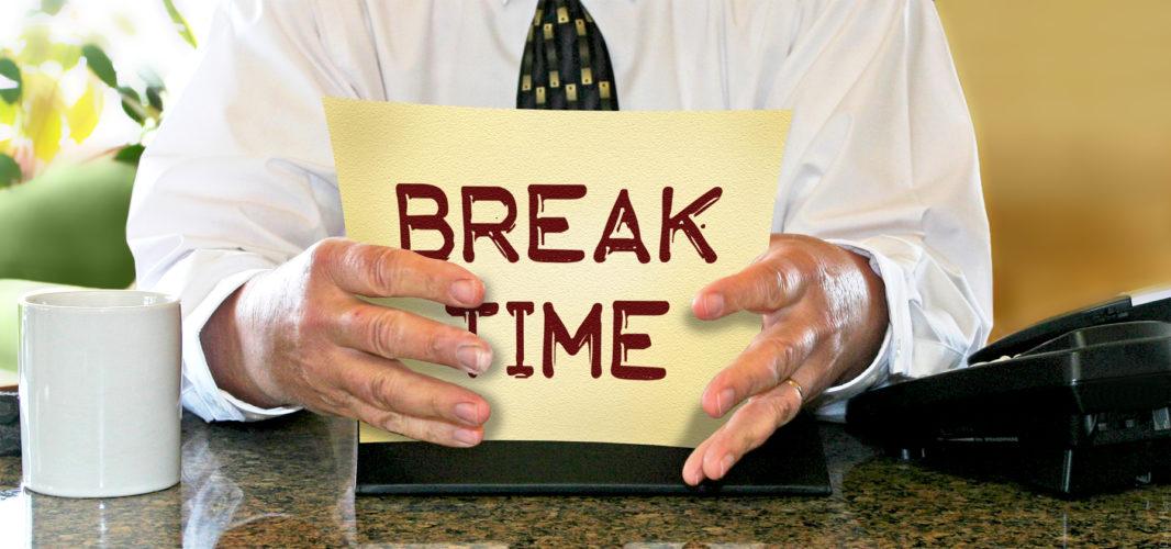 Break time - instrukcje break i continue